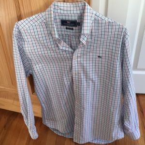 Vineyard Vines button down dress shirt